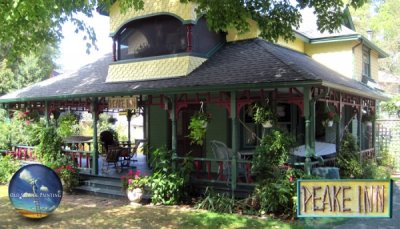 Top-to-Bottom Exterior Refinishing for NOTL Historic Peake Inn Cottage