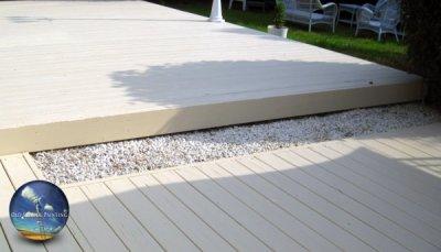 Is Your Painted Wood Deck Starting To Peel? This Works Wonders & Looks Fantastic