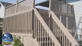 Back Patio Deck Restoration & Wood Weatherproofing